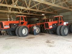 Let's See The 4WD Tractors - AllisChalmers Forum - Page 1