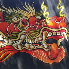 Graffiti Cabeza de dragon! Dragonhead Graffiti! #dragon #graffiti #streetart…