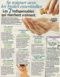 Aromathérapie - Aromatherapy - huiles essentielles - essential oils https://www.facebook.com/PaolaEssentiel