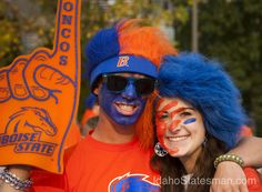 BYU v. Boise State football 9/20/3012