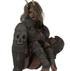 """Onoskelis: Onoskelis (Greek: """"she with the ass's legs"""") was a female demon with a beautiful form mentioned in the Testament of Solomon. """"Her body was that of a woman with a fair complexion, but her legs were those of a mule"""" – TSol 4:2"""