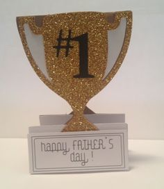 fathers day trophy card search and cards on 4450