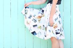 An Everyday Summer Holiday - Bicyclette Boutique Sunny Days, Floral Tops, Midi Skirt, Boutique, Sweet, Holiday, Skirts, Summer, Color