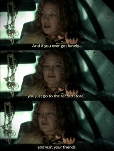 Lessons from Miss Penny Lane.