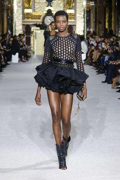 Balmain, Printemps/été 2018, Paris, Womenswear