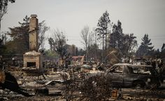 California Nursing Home Staff Accused of Abandoning Residents During Wildfire Evacuation