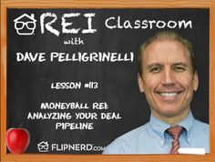 Today, Dave Pelligrinelli explains why it's beneficial to have deals in the works and not attach yourself to any particular deal.