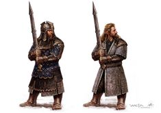 Fili Prince of Durins Folk and Heir to the Throne