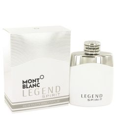 2db3d303cc Montblanc Legend Spirit By Mont Blanc Eau De Toilette Spray 3.3 Oz