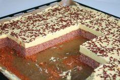 useful fabric crafts James Bond-Schnitte Rezept Brownie Desserts, Brownie Recipes, James Bond, Baking Recipes, Cake Recipes, Cut Recipe, Cake & Co, Albondigas, Food Cakes