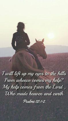 Psalms 121 : 1-2