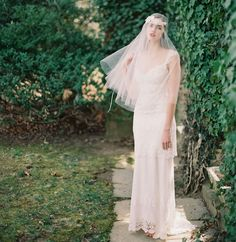 super romantic veil from Enchanted Atelier