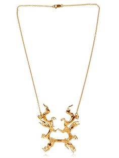 SMITH GREY - CAN'T GET RID OF THE HORSES NECKLACE
