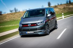 ABT Sportsline has dropped new images and details on the upgraded Volkswagen Volkswagen Transporter, Volkswagen Bus, Vw T5, Vw Camper, Vans Vw, T5 Tuning, Caravelle T5, Ferrari, Lamborghini