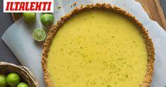 Key lime pie eli limepiirakka on taivaallisen hyvää Key Lime Pie, Recipies, Deserts, Dessert Recipes, Florida, Cooking Recipes, Cheese, Sweet, Ethnic Recipes