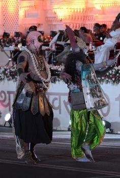 राजस्थान दिवस-2016 - जनपथ पर राजस्थान के लोक कलाकारों द्वारा पारम्परिक नृत्यों की शानदार प्रस्तुतियां।