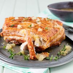 This pork belly recipe with a sweet pineapple glaze is easy to prepare and delivers impressive results. Definitely worth the extra hours of cooking time required.