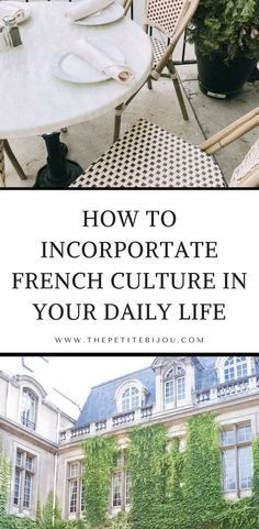 Want to live like the french every day of the week? This post breaks down all the secrets that French women know to have a stress free and simple daily lifestyle. Click through to read the post