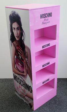 Moschino stand