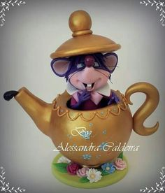 Alice in Wonderland Mouse