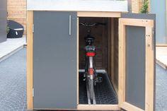 Fahrrad- und Motorradgaragen - die traumgarten ag