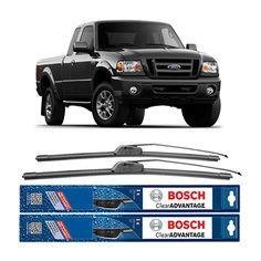 "Bosch Sepasang Wiper Frameless New Clear Advantage Ford Ranger 2011-on 24"" & 16"" - 2 Buah/Set  Frameless Umur Pakai & Daya Tahan Lebih Lama Penyapuan kaca yang senyap Performa Sapuan Optimal Instalasi Mudah & Cepat Original Produk Bosch  http://klikonderdil.com/frame-less/1023-bosch-sepasang-wiper-frameless-new-clear-advantage-ford-ranger-2011-on-24-16-2-buahset.html  #bosch #wiper #jualwiper #frameless #fordranger"
