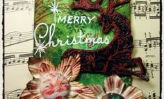 Tim Holtz 12 Tags of Christmas (2009): Day 11