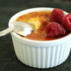 21 Reasons to Bust Out a Ramekin: If you're not making use of your individual-sized ramekins, it's about time you start: the vessel is the perfect way to go when serving dinner for two (or one, for that matter).