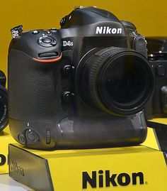 More Nikon D4s pictures and Nikon's CES schedule of events | Nikon Rumors