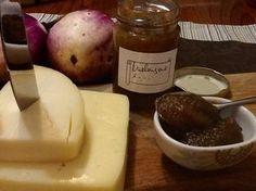Marmellata di melanzane e zenzero
