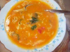 O Mundo das Receitas: Sopa de Peixe