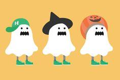 ハロウィンは10月の終わりのイベントですが、近年では日本でも10月にもなると世間ではハロウィンの催し・特集が多くなります。デザイナーとしては9月中にデザインを仕込まなければならない方も多いのではないでしょうか。 今回は数あるハロウィンの素 Kawaii Halloween, Halloween Doodle, Halloween Drawings, Halloween Quotes, Halloween Horror, Halloween Cards, Fall Halloween, Halloween Illustration, Graphic Illustration