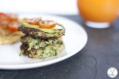 Zucchini Fritters Recipe Cueroandmor