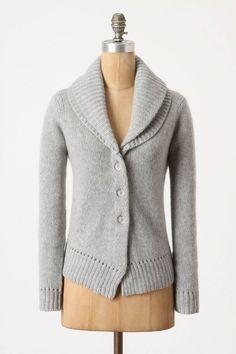 perfect grey sweater