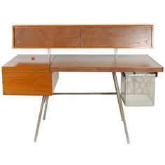 George Nelson ; Home Office Desk