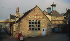 Glen Garioch Whiskey Distillery, Scotland