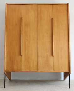 Italian Wardrobe | From a unique collection of antique and modern wardrobes and armoires at http://www.1stdibs.com/furniture/storage-case-pieces/wardrobes-armoires/