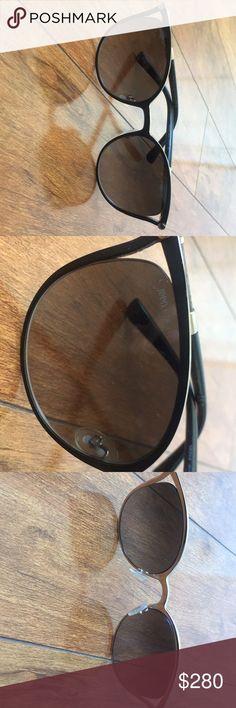 Jimmy choo sunglasses Never worn Comes with its original box Jimmy Choo Accessor... Tortoise Shell Sunglasses, Gold Sunglasses, Sunglasses Accessories, Women's Accessories, Sunglasses Case, Sunglasses Women, Jimmy Choo Sunglasses, Sunglass Frames, Box