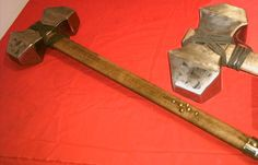 maul weapon medieval - Google Search