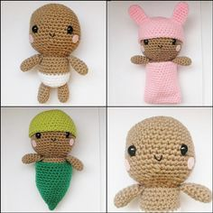 Seriously Cute Crochet II ebook: 25 amigurumi crochet pattern sets - PDF Digital Download by anapaulaoli http://sulia.com/channel/knitting/f/09283b682ee5ce8b168a2956ed576024/?source=pin&action=share&ux=mono&btn=small&form_factor=desktop&sharer_id=127220923&is_sharer_author=false&pinner=127220923