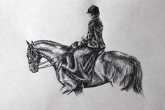 Linzay Marks    http://www.facebook.com/pages/Linzay-Marks-Equine-Art/320407244640470?sk=wall