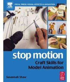STOP MOTION 17521056 Stop Motion Craft Skill for Model Animation
