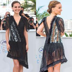 At Natalie Portman can turn still turn heads in a heartbeat. via Cannes Film Festival Natalie Portman Closer, Dresses, Fashion, Vestidos, Moda, Fashion Styles, Dress, Fashion Illustrations, Gown