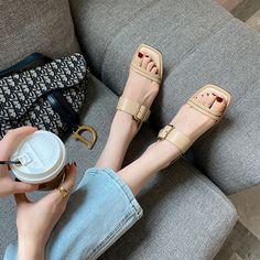 Oxfords, Loafers, Women's Shoes Sandals, Flats, Toe Shape, Block Heels, Open Toe, Content, Patterns