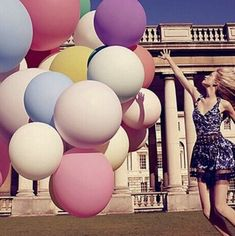 Description: 36 Inch Big Size Latex Balloon Valentine Wedding Party Decoration ● The 36 Big size latex balloon is made of durable material ● Big size balloon make your place unique and funny ● 10 colors are included, which makes your life colorful ● . Wedding Balloon Decorations, Wedding Balloons, Birthday Balloons, Birthday Party Decorations, Birthday Parties, Graduation Balloons, Carnival Birthday, Decoration Party, Christmas Decorations