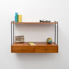1960s omnia shelf by hilker karlsruhe