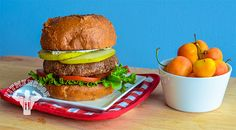 4 Alpha Male Meals To Build Your Body. Buffalo Pear Recovery Burger. Lean Wild Game Recipe. Bodybuilding.com
