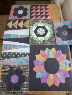 selfsewn: quilts