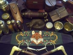 Five Generations of Millbrook Hunt Memorabilia. Equestrian Decor, Equestrian Fashion, Equestrian Style, Hunting Party, Fox Hunting, English Manor, English Style, Town And Country, Country Girls
