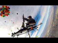 GoPro: Shotgun Balloon Drop - YouTube. Do not do this!